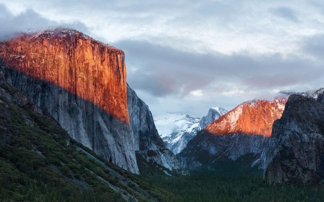 Wallpapers MacOS 10.11 el capitan
