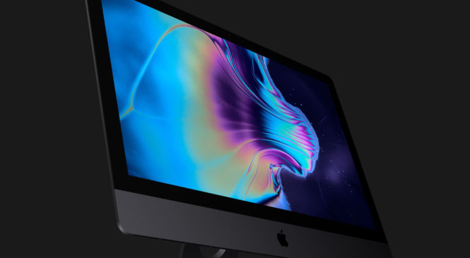 5 Apple iMac Pro Mockups para Descargar gratis
