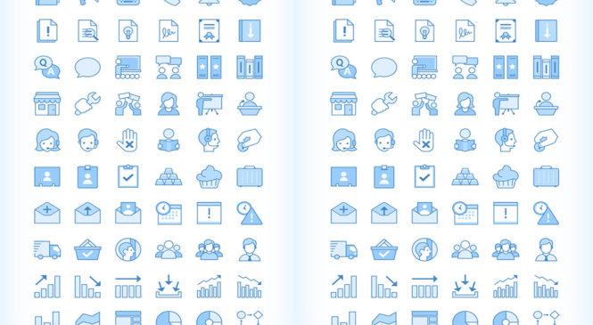 60 iconos de negocios perfecto para tus proyectos
