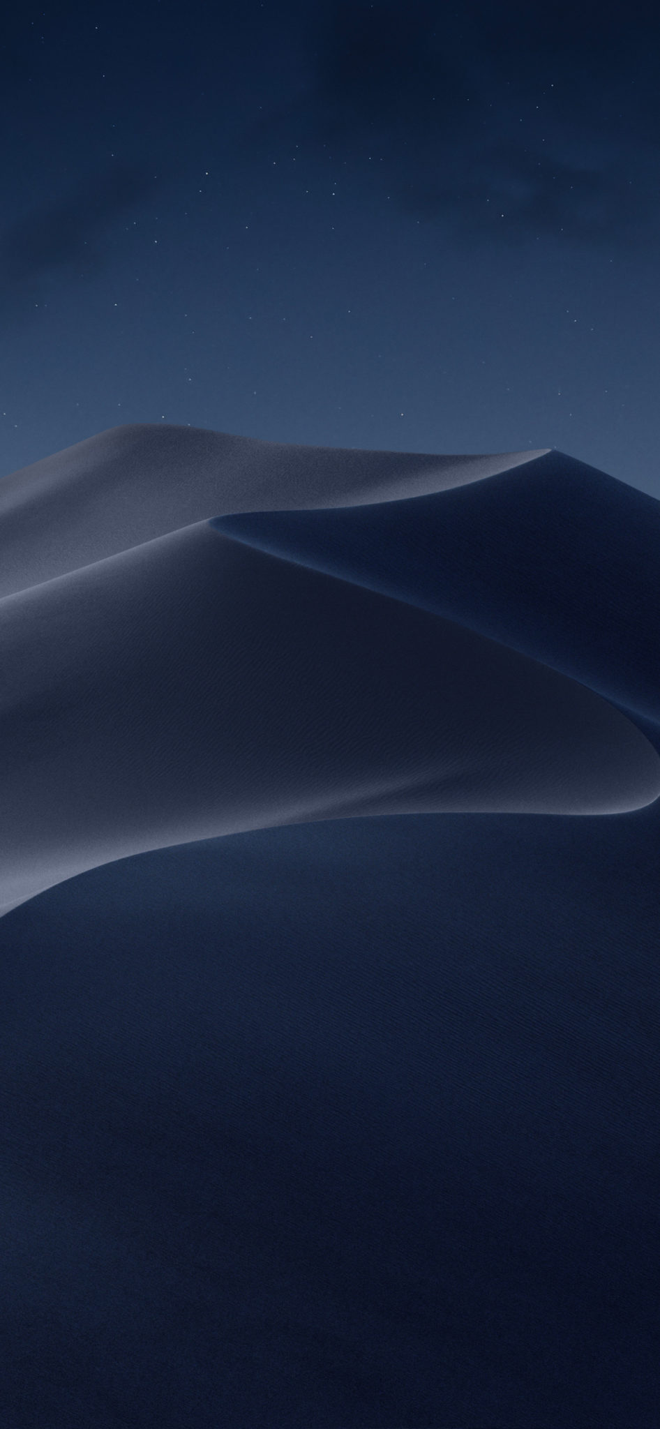 macOS Mojave wallpapers iPhone 1