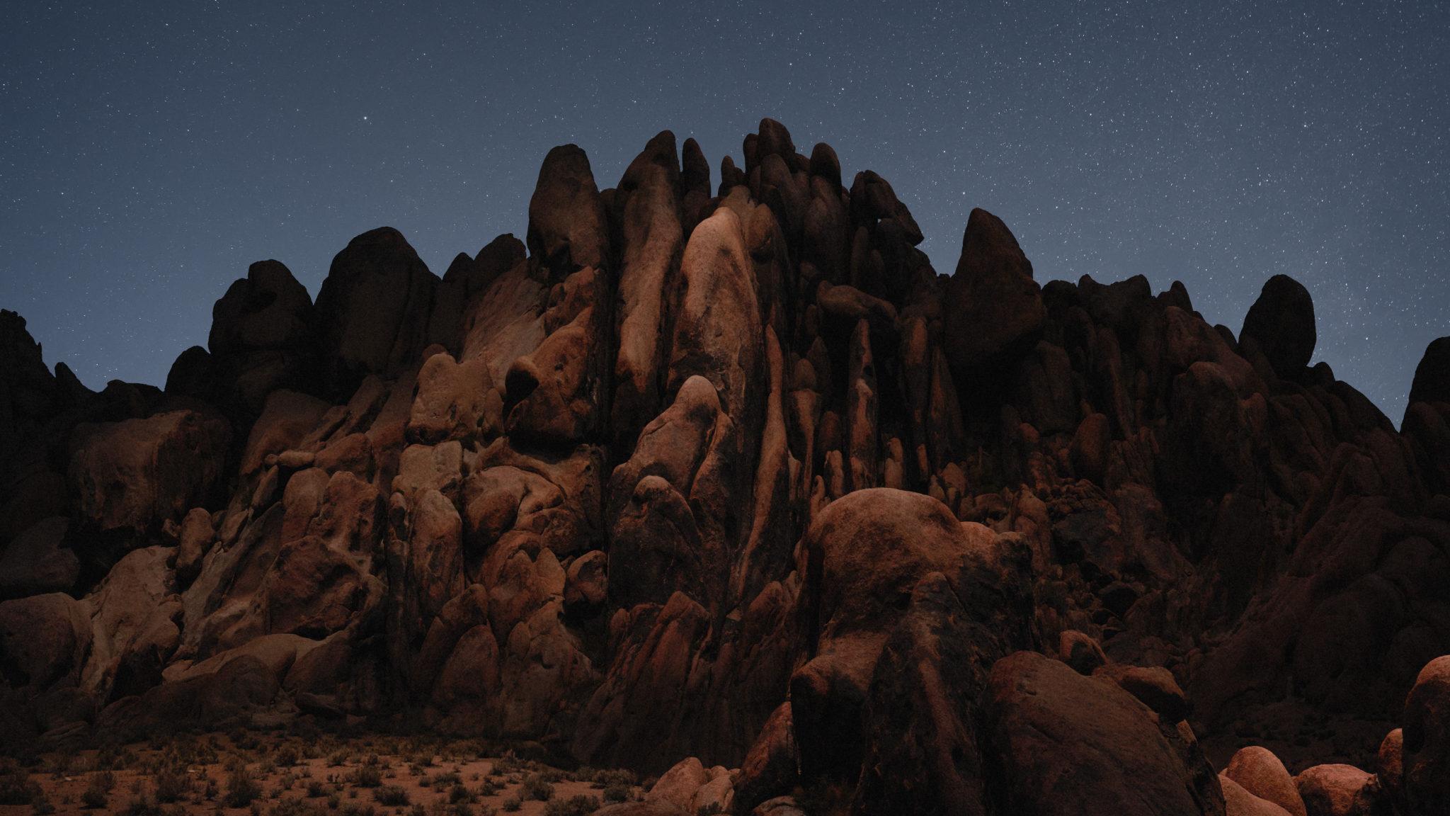 Todos los wallpapers de macOS Mojave