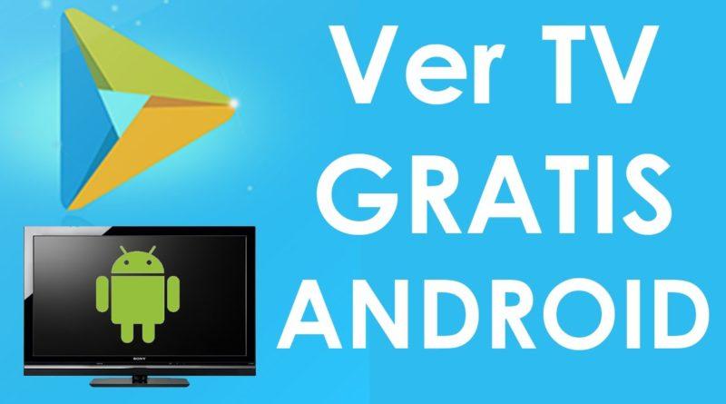 YouTvPlayer: Los mejores canales de television en Android