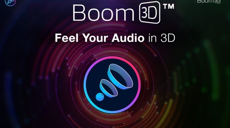 Get Boom 3D For mac right now!