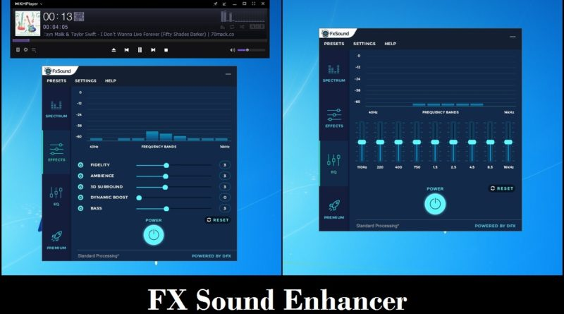 Descarga FxSound Enhancer 13.024
