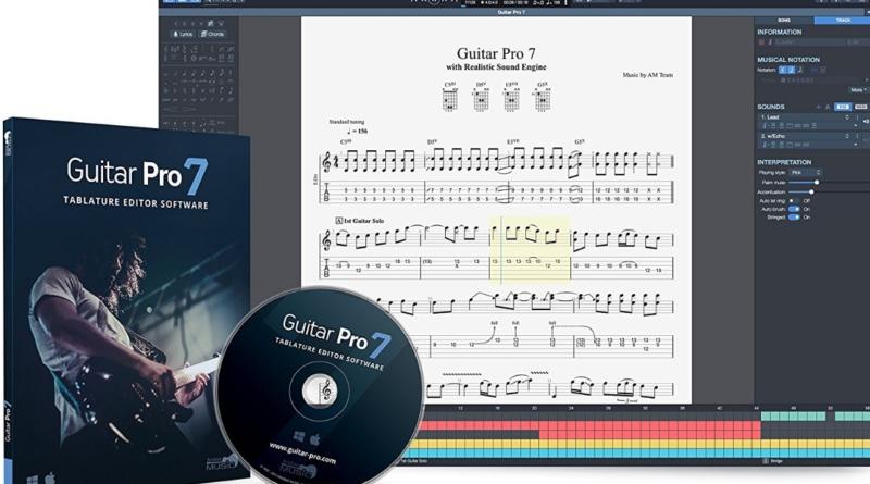 Descarga Guitar Pro 7