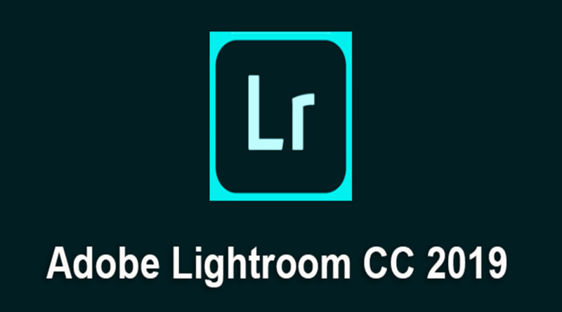 Descarga Adobe Lightroom CC 2019