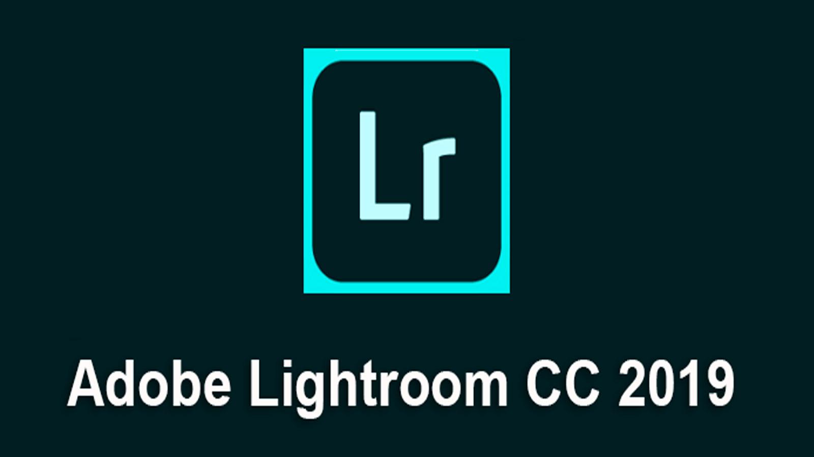 Lightroom cc 2019