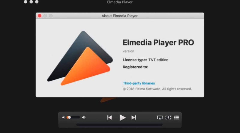 Descarga Elmedia Player Pro