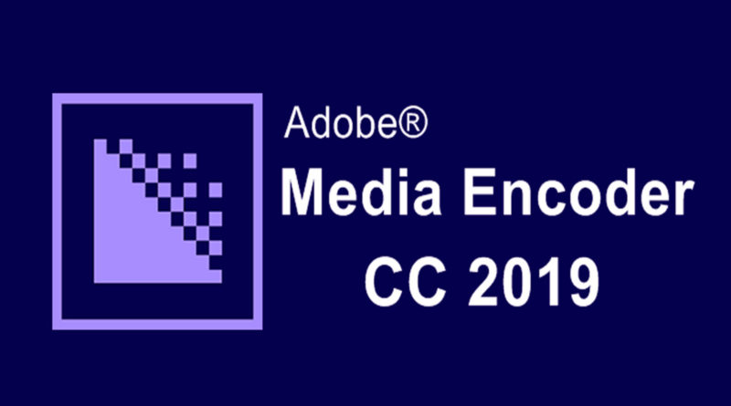Descarga Adobe Media Encoder CC