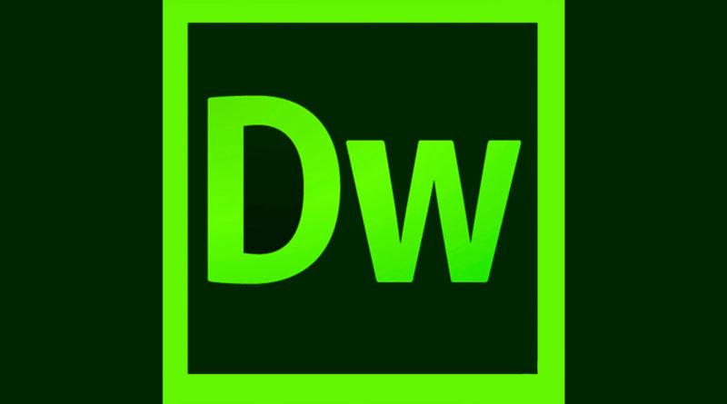 Adobe Dreamweaver 2019 CC for Windows