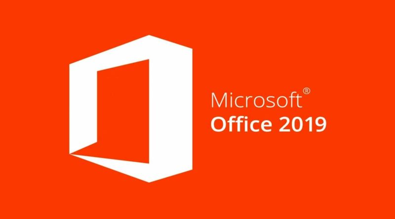 Microsoft Office 2019 Professional Plus para Windows