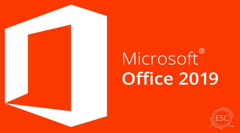 Microsoft Office 2019 para Mac
