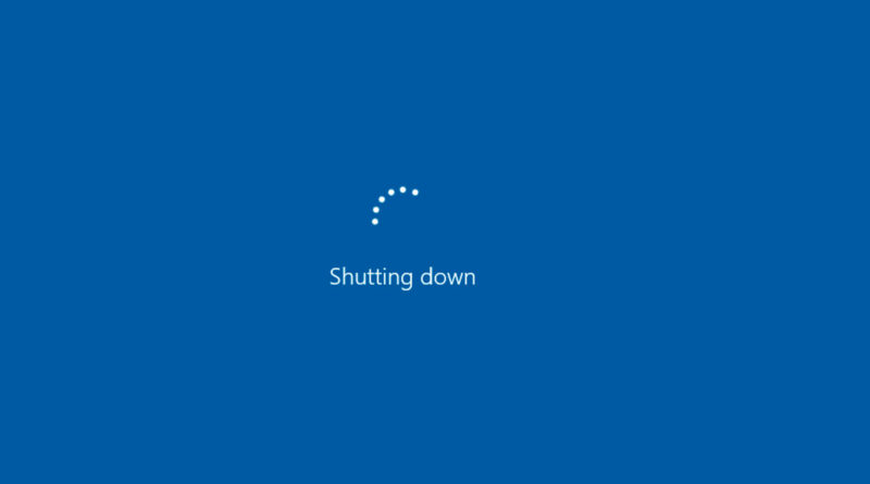 PC Auto Shutdown para Windows