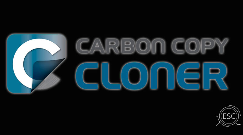Carbon Copy Cloner for Mac