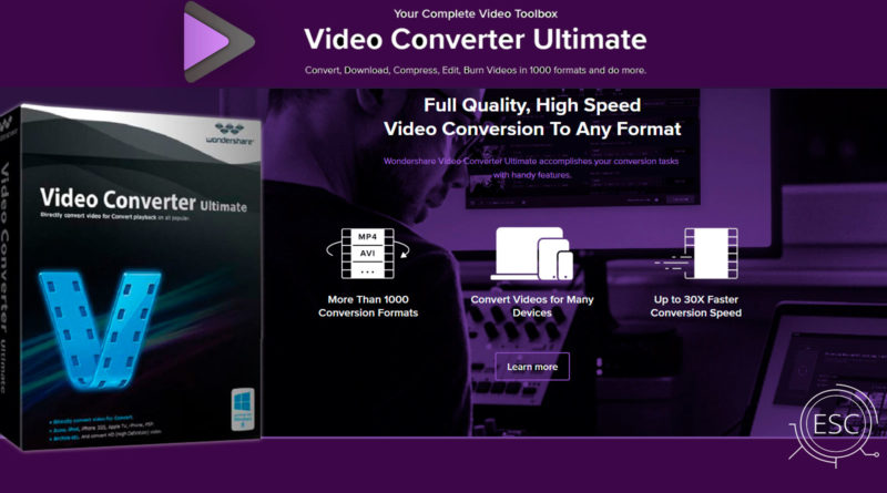 ondershare Video Converter Ultimate para Windows