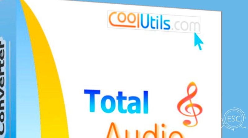 Total Audio Converter para windows
