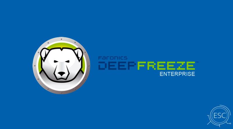 Deep Freeze Enterprise para Windows