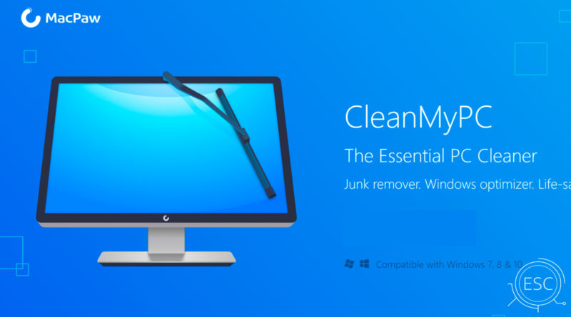 CleanMyPC para windows
