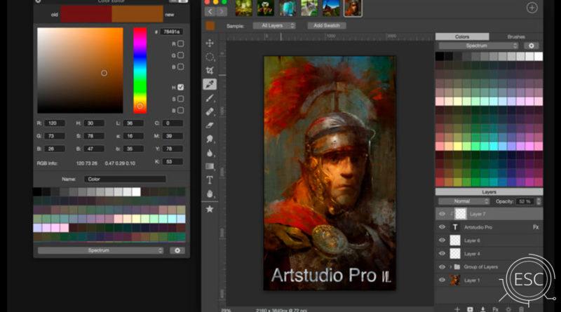 Pro Artstudio para macOS