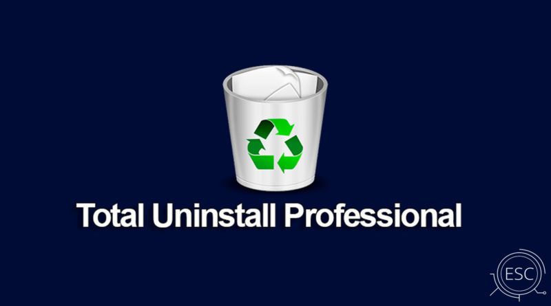 Total Uninstall Professional para Windows