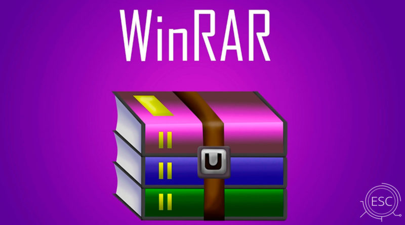 Winrar version 5.70 para Windows