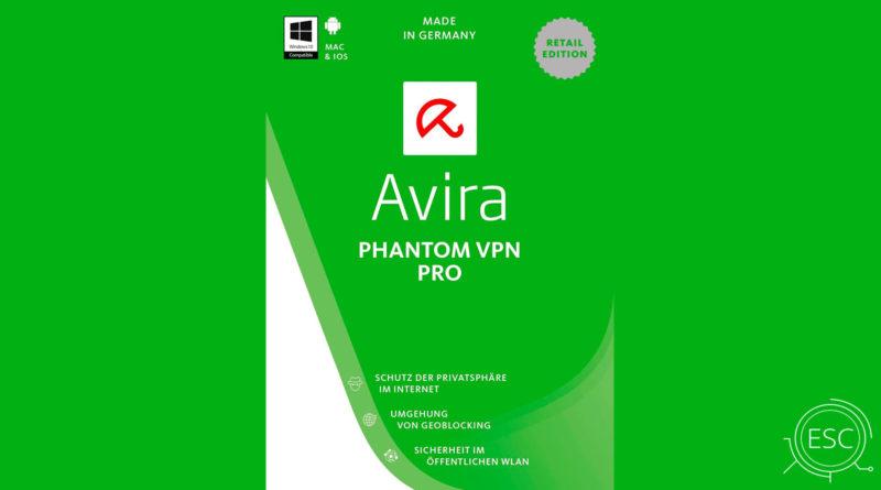 Avira Phantom VPN Pro para Windows