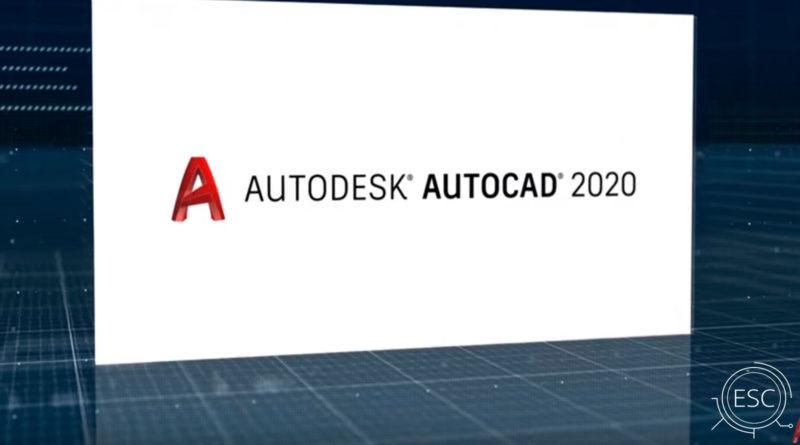 AutoCad 2020 Ingles - Español