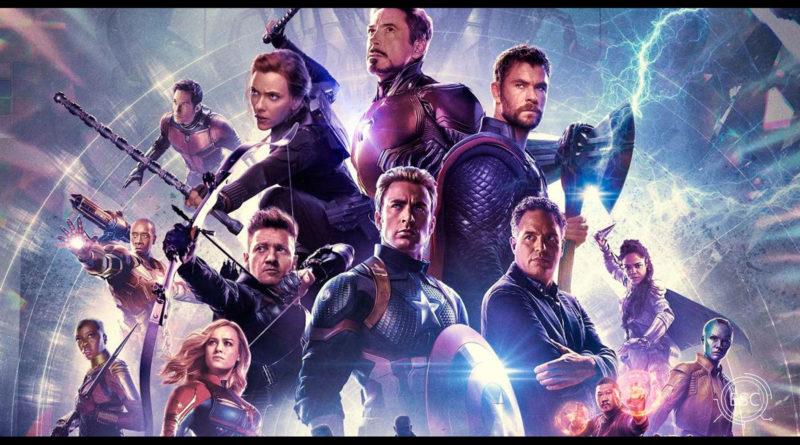 Avengers Endgame en Español Latino 2019