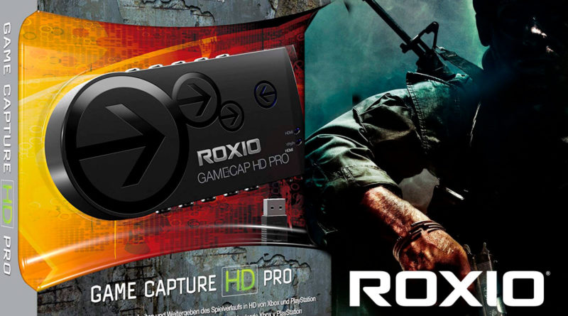 Roxio Game Capture HD PRO para Windows