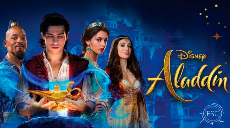 Aladdin 2019 1080 p Español Latino