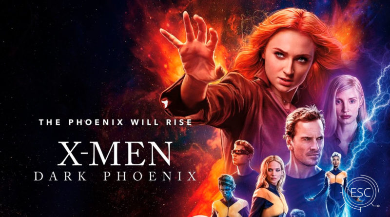 X-Men Dark Phoenix 2019 1080 p