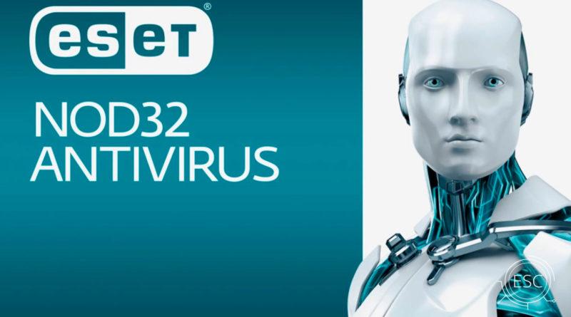 ESET NOD32 Antivirus para Windows