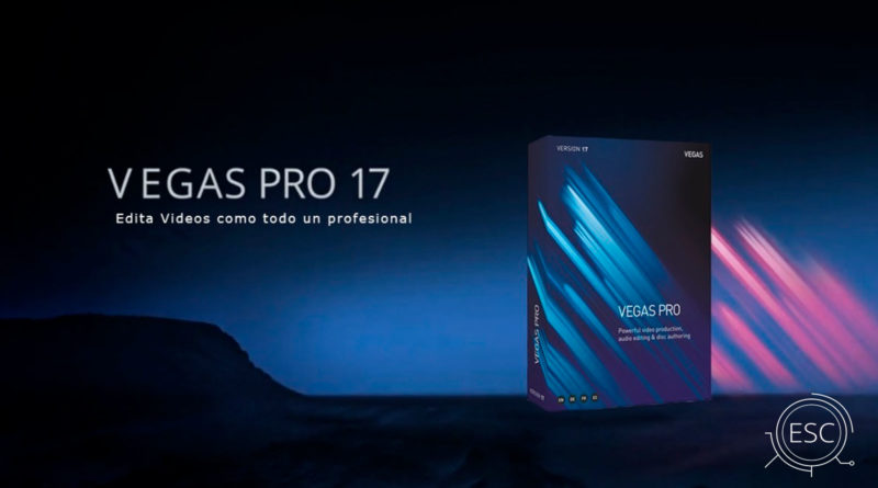 Vegas Pro 17 para Windows