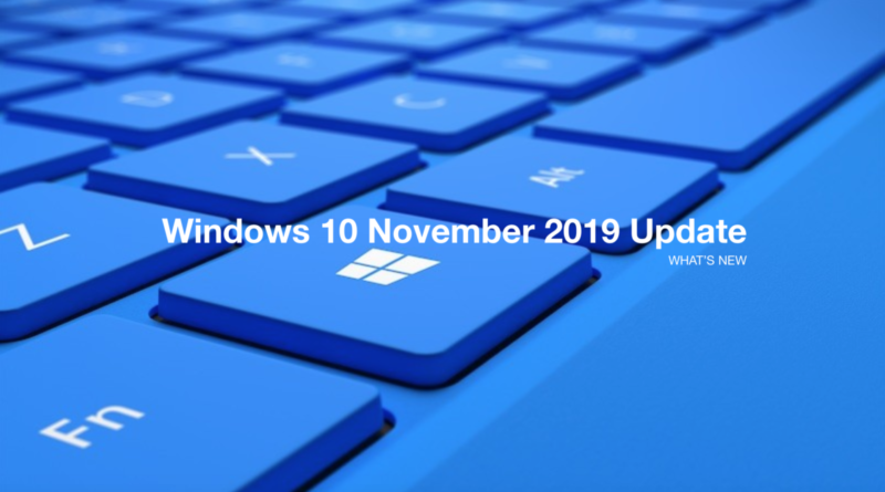 Descarga Windows 10 19H2