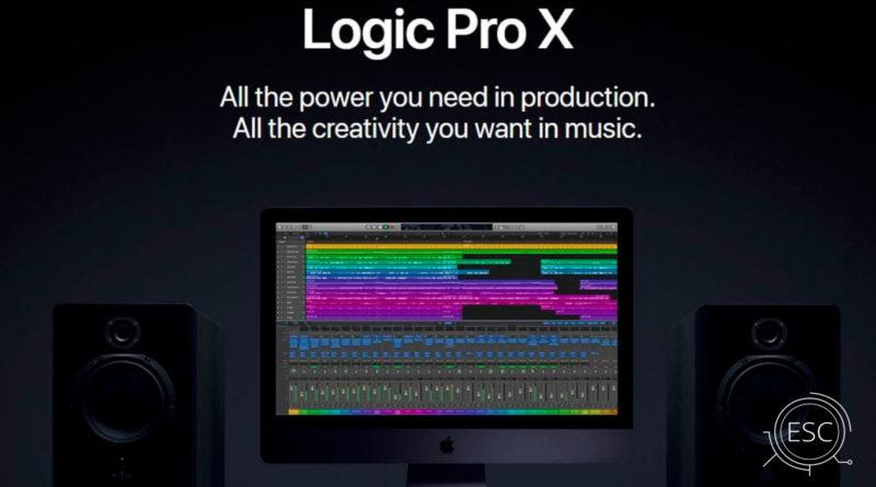 Logic Pro X 10 4 8 for Mac