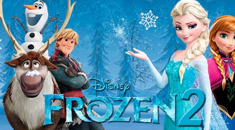 Reseña Frozen 2 Español Latino 1080p