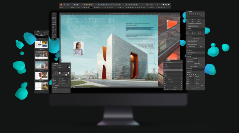 Affinity Publisher for MacOS