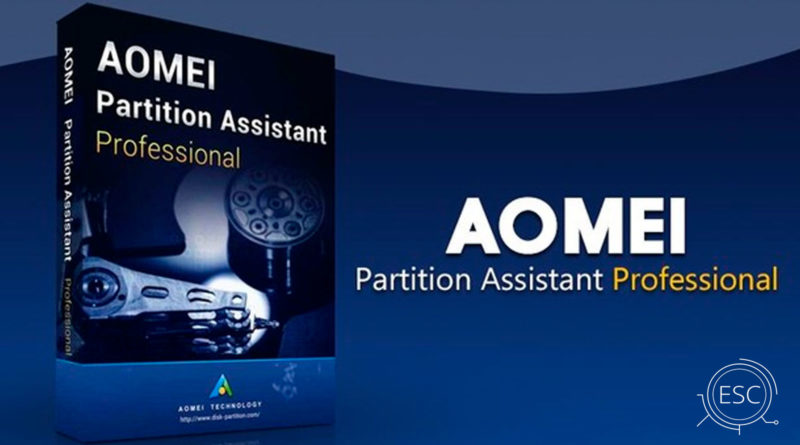 Partition Assistant 8 para windows