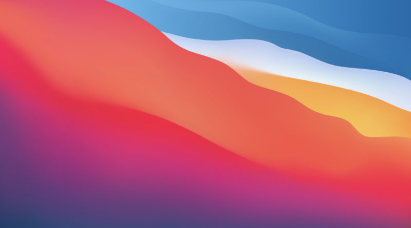 Get macOS 11 Big Sur Wallpapers
