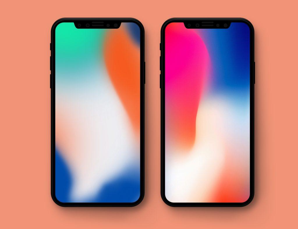 wallpaper del iPhone X