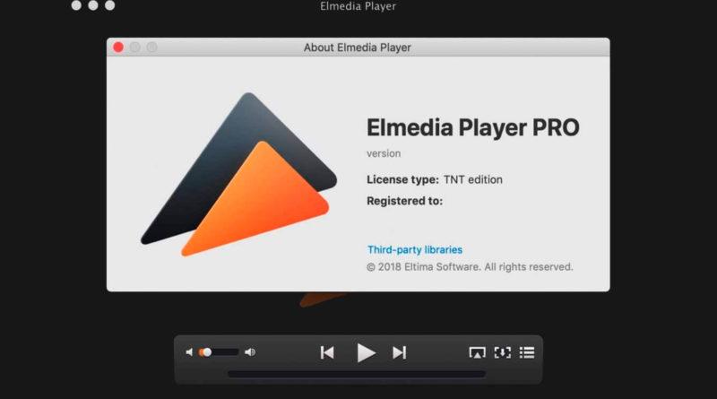 Descarga Elmedia Player Pro