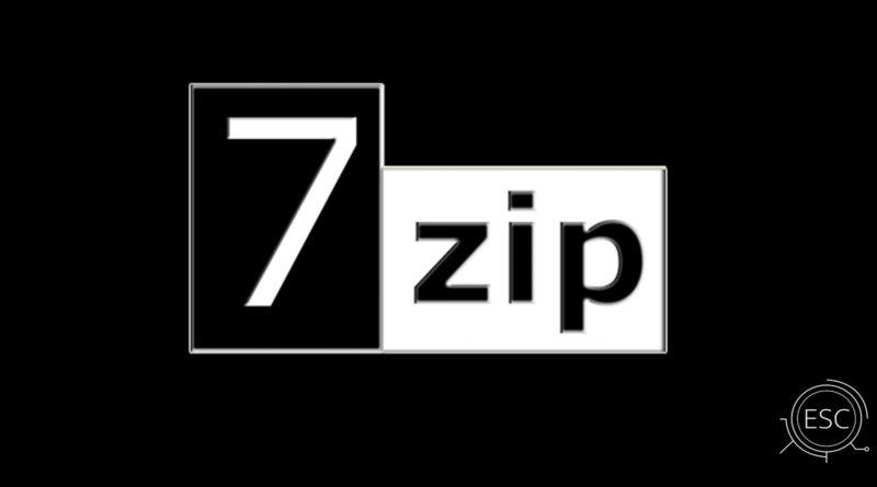 7-Zip para windows