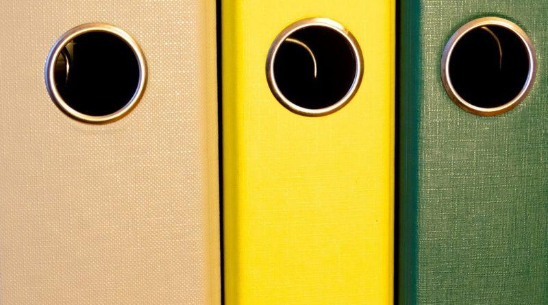 ¿Qué son y para que sirven las carpetas coorporativas?