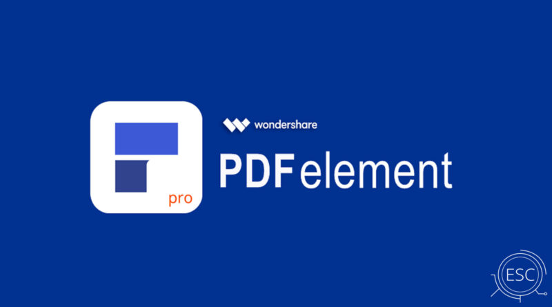 Wondershare PDFelement Pro para windows 6.8.7.4146