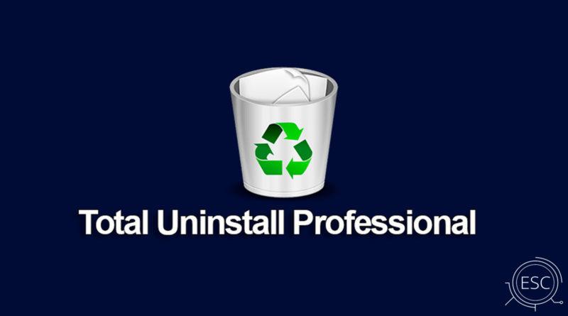 Total Uninstall Professional para Windows