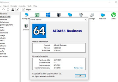 AIDA64 for windows